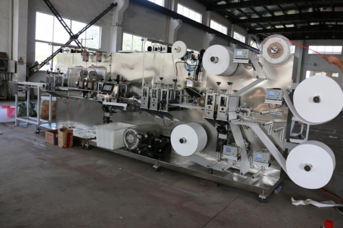 Fish Type Face Non Woven Mask Machine 11KW 40 pcs/Min N95 Frequency 60Hz