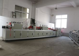 China 8.5m Length Surgical Non Woven Cap Machine With 380V  220V Power Supply supplier