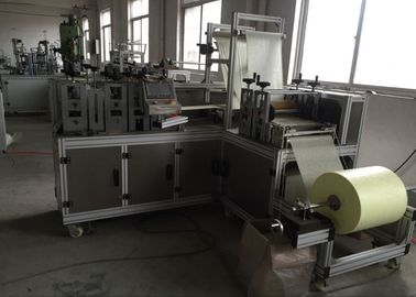 China Disposable Nonwoven Cover Making Machine , factory
