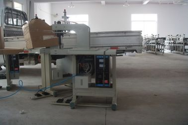 China Manual Non Woven sleeve  Machine , Disposable Ultrasonic Sleeve Seaming Machine distributor