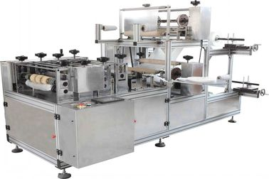 China High Power Sleeve Making Machine PE ISO9001 Approved With Ultrasonic Welding distributor