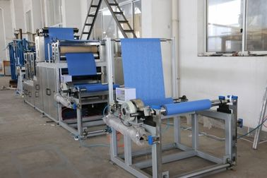 China Shorts Non Woven Cloth Making Machine 10.5KW PP 50-60HZ With ISO9001 Approved distributor